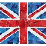 UK National Flag — Stock Photo #48556209