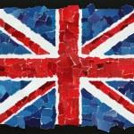 UK National Flag — Stock Photo #48556243