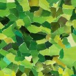 Green texture of torn paper — Stock Photo #48556357