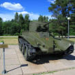 BT-7, Russian light tank, WW2 — Foto de Stock