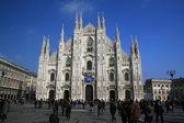Duomo, Milan — 图库照片