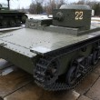 T-38 Russian light tank, WW2 — Foto de Stock