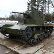 Stock Photo: T-26, Russilight tank, WW2