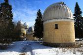 Pulkowo-observatorium — Stockfoto