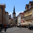 Tallinn, Old city — Stock Photo