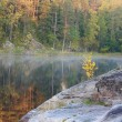 图库照片: Autumn, Ladoga