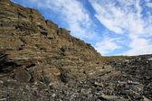 Península ribachiy, rússia — Foto Stock