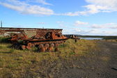 Halbinsel ribachiy, russland — Stockfoto