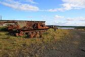 Península ribachiy, rusia — Foto de Stock