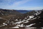 Vista de islandia — Foto de Stock
