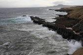 Island anzeigen — Stockfoto