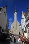 Tallinn, cidade velha — Foto Stock