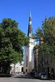 таллинн, старый город — Стоковое фото