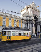 Tramway de lisboa — Photo