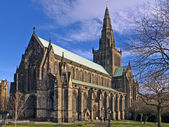 Glasgow's cathedral — Stock Photo