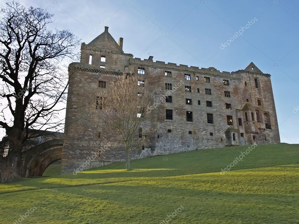 Livingstone castle     — Stock Photo #13357145