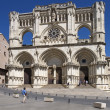 Stock Photo: Cuenca's cathedral