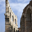 Verona historic  amphiteatre - Stock Photo