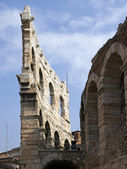 Verona historic amphiteatre — Stock Photo