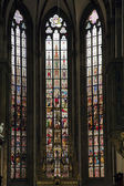 Catedral gótica de san pedro y san pablo — Foto de Stock