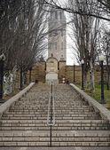 Lleida city — Stock Photo