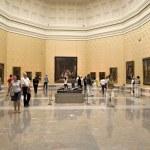 Prado's museum interior, Madrid — Stock Photo #14795875