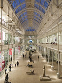 Interior of National museum of Scotland — Stock Photo