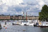 Beautiful Stockholm — Stock Photo