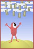 Wealth Concept Illustration — Stock Photo