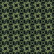 Foto Stock: Dark Stars Pattern