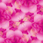 Beauty Pink Abstract Design — Stock Photo