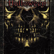 Halloween Dark Poster Template — Foto de Stock