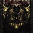 Foto de Stock  : Halloween Dark Poster Template