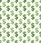 Dollar Sign Pattern — Stock Photo