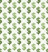 Dollar Sign Pattern — Stock Photo