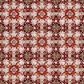 Vibrant Ornamental Pattern — Foto Stock