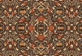 Luxury royal ornamental pattern — Stock Photo