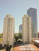 Building of Montevideo — Stockfoto
