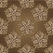 Decorative Ornamental Background - Stock Photo