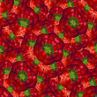 Vegetable Background Pattern — Stock Photo