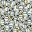 Pearl Jewelry Background. — Stock Photo #26902925