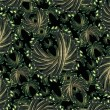 Stock Photo: Ornamental Fancy Pattern