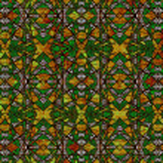 Stars Motif Mosaic Background Pattern — Stock Photo #28298429