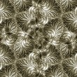 Silver Swirls Background — Stock Photo