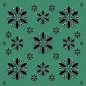 Sterren ornament patroon van de achtergrond — Stockfoto