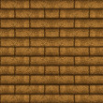 Wood Brick Wall Background — Stock Photo