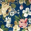 Fabric Floral Decorative Background — Stock Photo #30011173