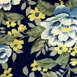 Fabric Floral Decorative Background — Stock Photo #30011187