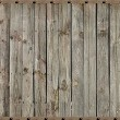 Wood with Iron Borders Background — Stock Photo #30124035