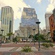 Puerto Madero Square with Buildings — Stock Photo